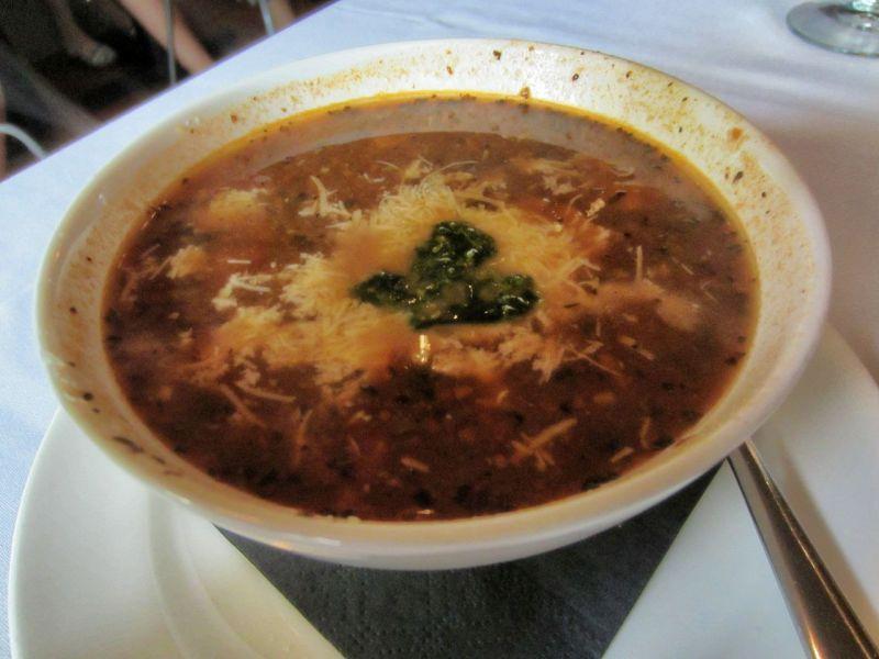 nick's minestrone