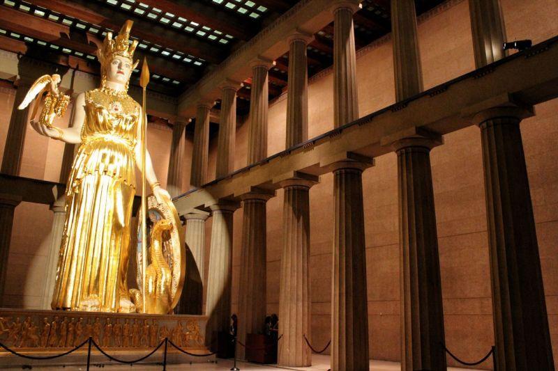 Athena Parthenos