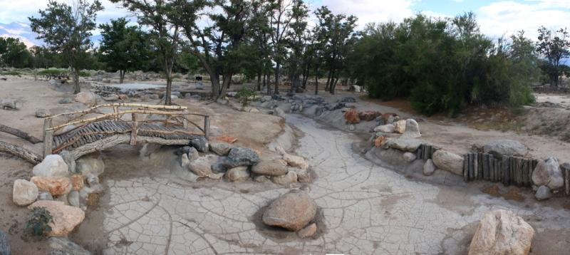 Merrick Park, built by Tak Muto, Kuichiro Nishi and crew