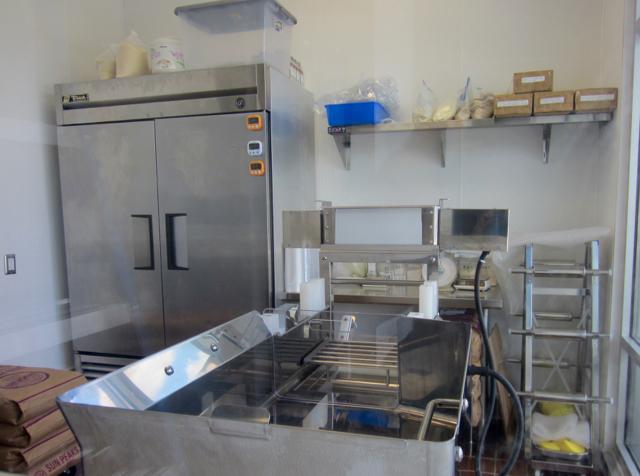 Noodle-making machine