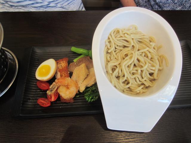 Curry tsukemen
