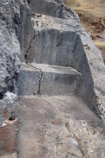 Throne-like excavation, Chinchero
