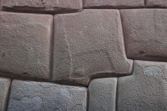 Non-linear stone masonry, Cusco