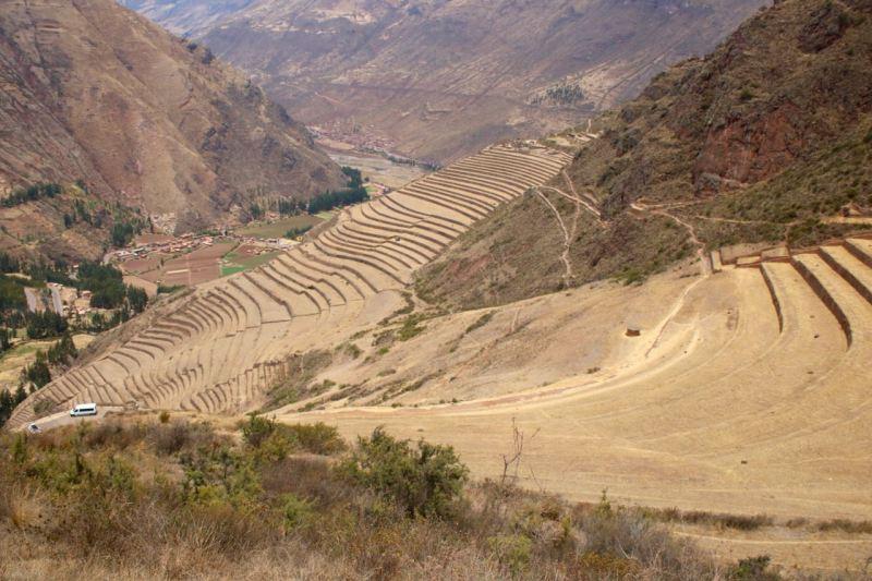 Terracing, Pisaq