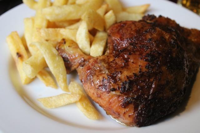 Pollo a la brasa, Los Toldos, Cusco