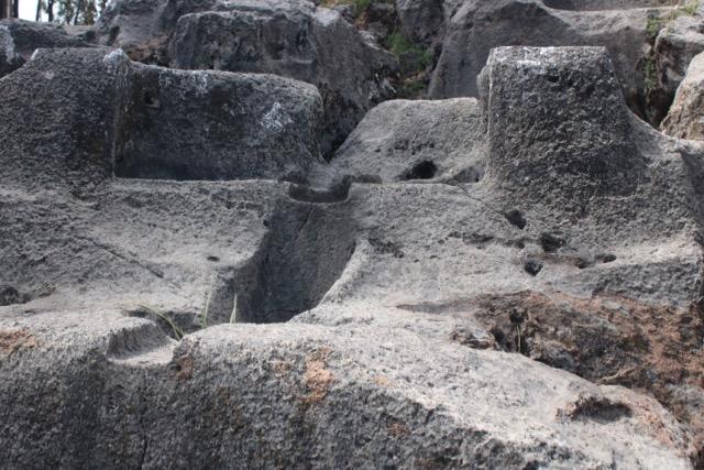 Stone work, Qenqo