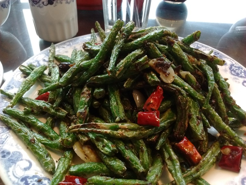 Sauteed Green String Beans