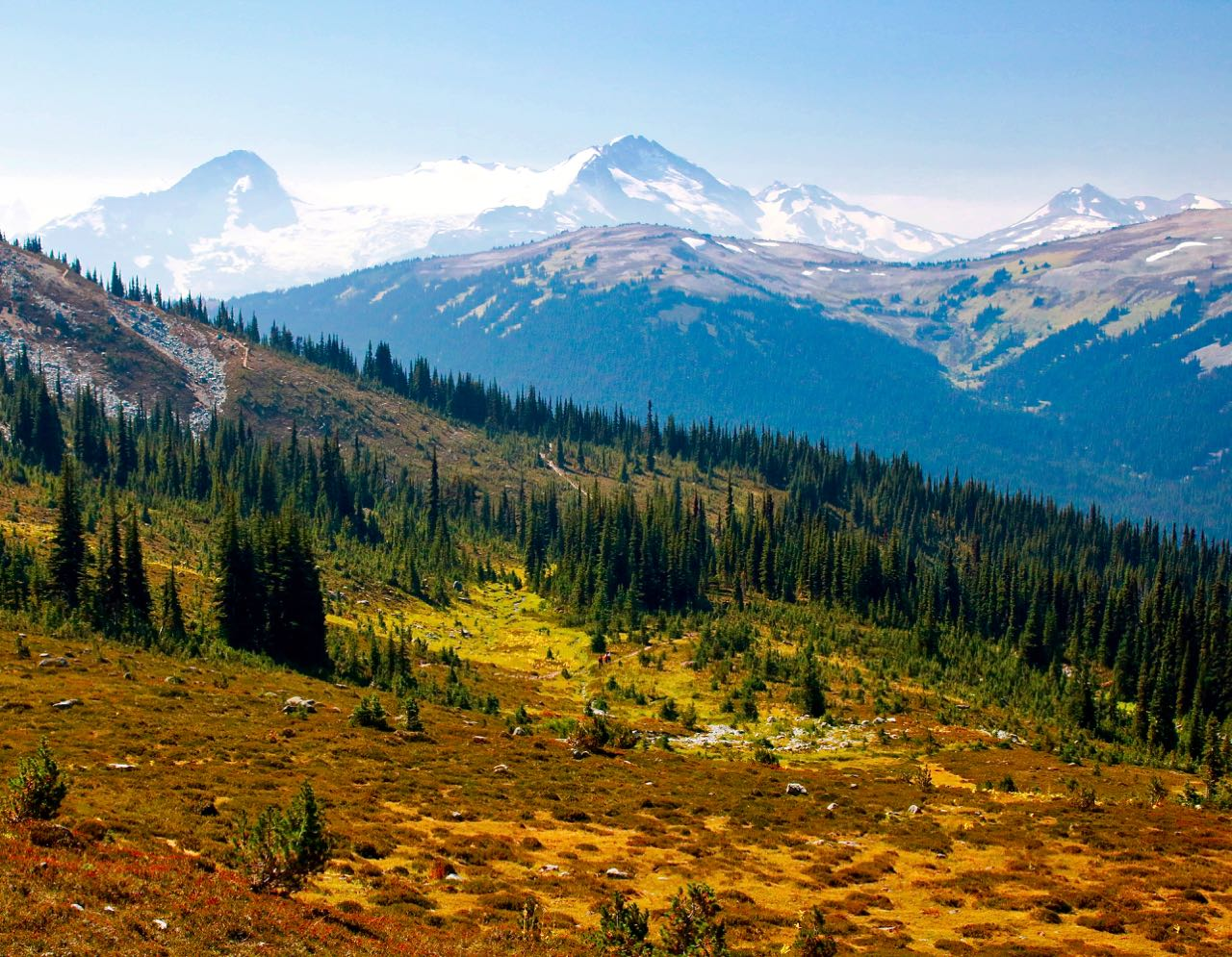 The Hills Are Alive … in British Columbia