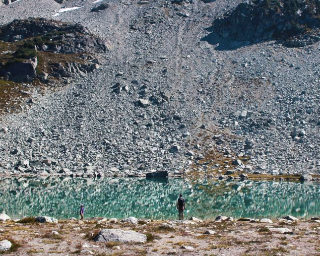 blackcomb lake